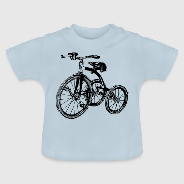 tricycle - Baby T-Shirt