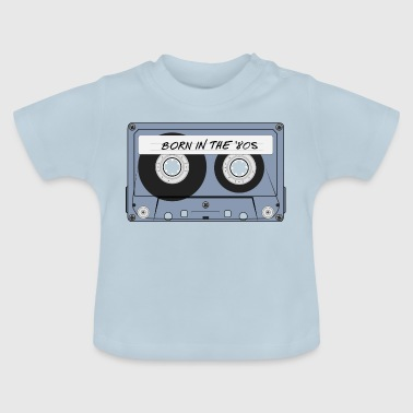 Game born in the '80s - Baby T-Shirt