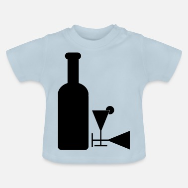 Alcohol alcohol - Baby T-shirt
