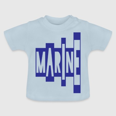 the stairway navy - Baby T-Shirt