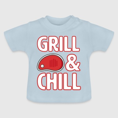 Grill & Chill - Baby T-shirt