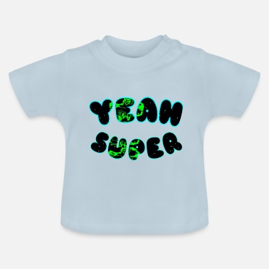 Super Tof ja Super - Baby T-shirt
