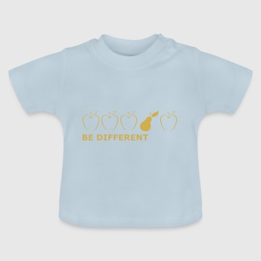 BEDIFFERENT 3 - Camiseta bebé