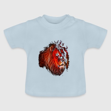 Red lion - Baby T-Shirt
