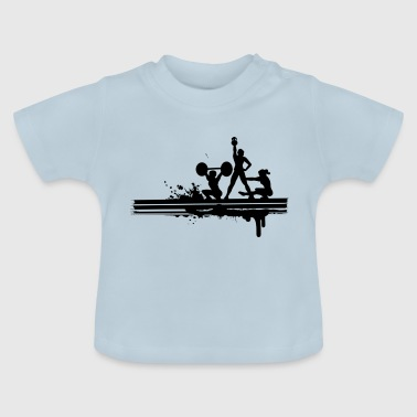 Power Lift - Baby T-Shirt