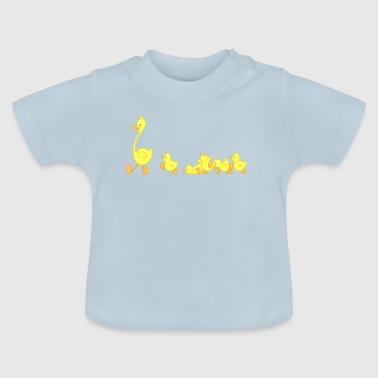 Duck Ducks - Baby T-Shirt