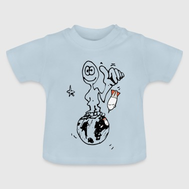 mein Planet - Baby T-Shirt