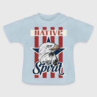 Eagle Local spirit - Camiseta bebé