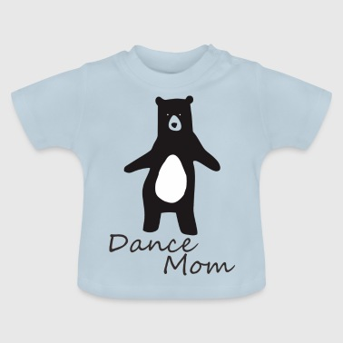 dansande Mom - Baby-T-shirt