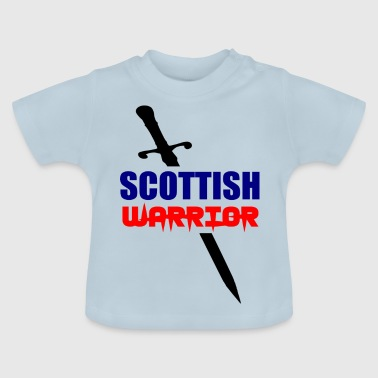 scottish warrior - Baby T-Shirt