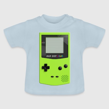 Game boy color - T-shirt Bébé