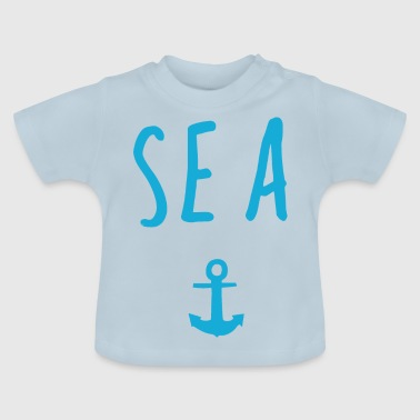 See Anker - Baby T-Shirt