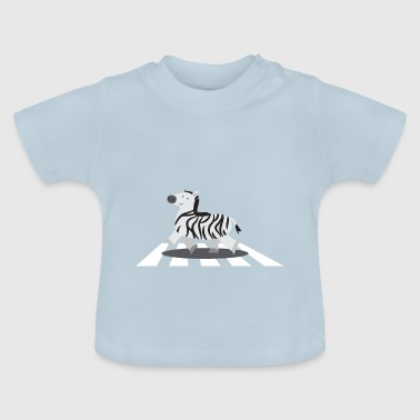 Animal Shirt Zebra Kids Shirt Zebra Zebra stripes - Baby T-Shirt