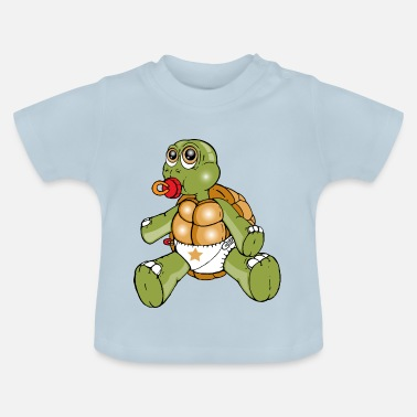 Peuter TURTLE PEUTER - Baby T-shirt
