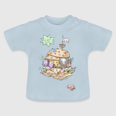 The Island Burger - Baby T-Shirt