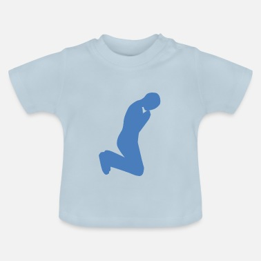 Gebed in Gebed - Baby T-shirt