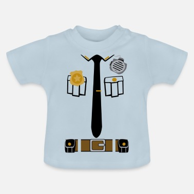 Police Patrol - Baby-T-shirt