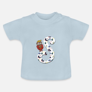 Superb S as Superb - Baby T-Shirt