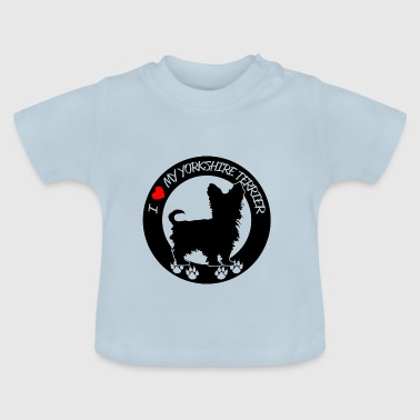 Vêtements Bébé Yorkshire à commander en ligne | Spreadshirt