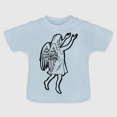 engel 2017 vektor tribal - Baby T-Shirt
