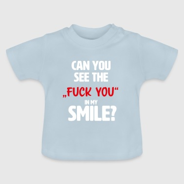 Funny Funny - Funny - Funny - Lusiger saying - Baby T-Shirt