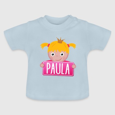 Little Princess Paula - Maglietta per neonato