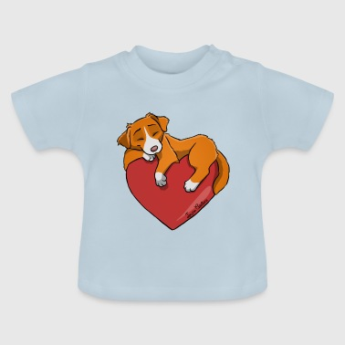 Nova Scotia Heart - Baby T-shirt