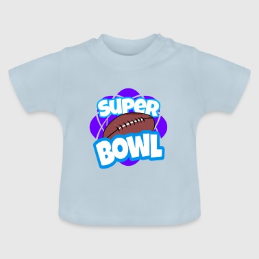 Super Bowl - Baby T-Shirt