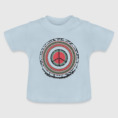 Peace - Baby T-shirt