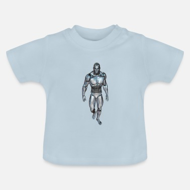Android Android-man - Baby T-shirt