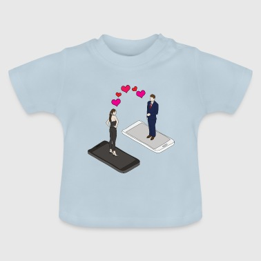 dating online Mobile Internetdate liefde dating - Baby T-shirt