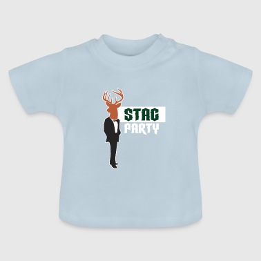 stag party - Baby T-Shirt