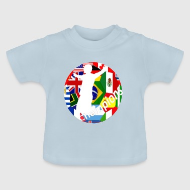 champion - T-shirt Bébé