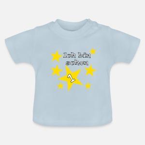 Geburtstag Kind 1 Jahr Geschenk Spruch Sterne Von Spidershirt