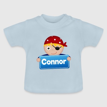 Connor Kleine Piraat Connor - Baby T-shirt