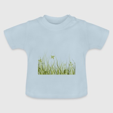 Green meadow - Baby T-Shirt