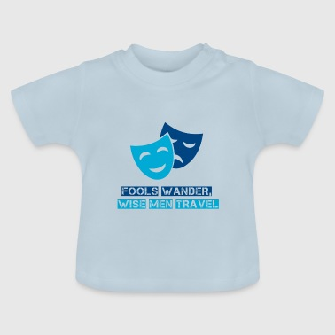 TEATER MASK - Baby T-shirt