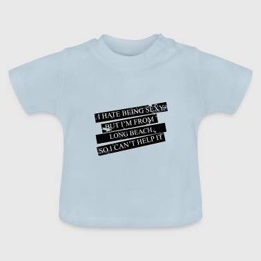 Long Beach Motive for cities and countries - LONG BEACH - Baby T-Shirt
