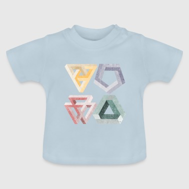 Optical Illusion optical illusions - Baby T-Shirt