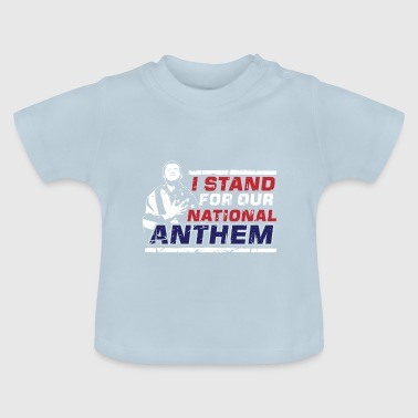 USA Patriot! Patriots. - T-shirt Bébé