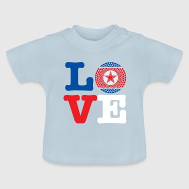 KOREA REP DEMO HEART - Baby T-shirt