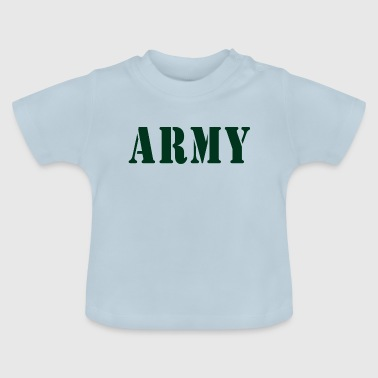 ARMY - Baby-T-shirt