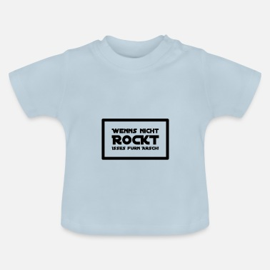 Rock Am Ring ROCK - Baby T-Shirt