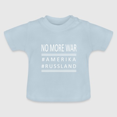 America Russia war Syria conflict - Baby T-Shirt