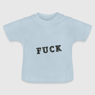 Military lettering - Baby T-Shirt
