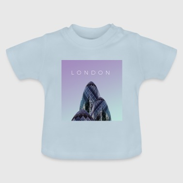 London Poster - Baby T-Shirt