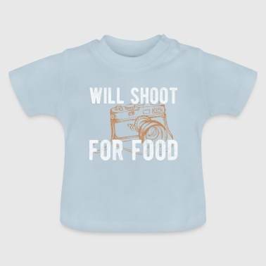 Enjoy your meal - Baby T-Shirt