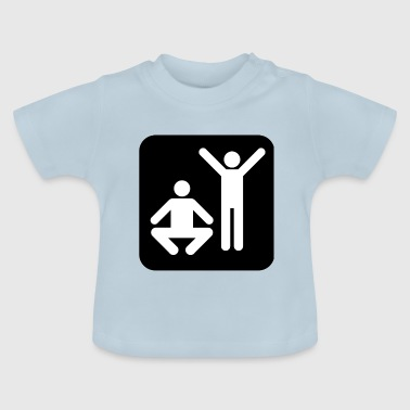 Fitness Workout Workout Tshirt - Baby T-Shirt