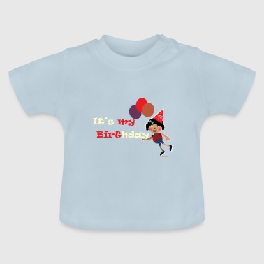 Bday girl - Baby T-Shirt