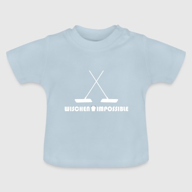 Wipe Clean Clean - Baby T-Shirt